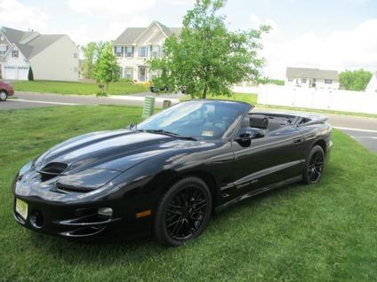 2000 pontiac trans am for sale in bloomington illinois classified. Black Bedroom Furniture Sets. Home Design Ideas