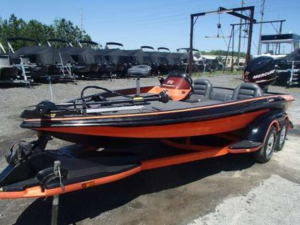 2000 Ranger 518SVX 20ft boat on