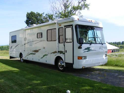 2000 riata class a motorhome for sale in fort pierce florida classified. Black Bedroom Furniture Sets. Home Design Ideas