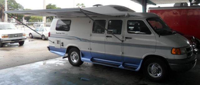 2000 Roadtrek Versatile 190 Motor Home Class B | 2000 ...