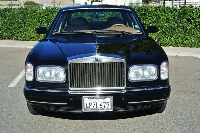 2000 Rolls Royce Silver Seraph Price On Request For Sale