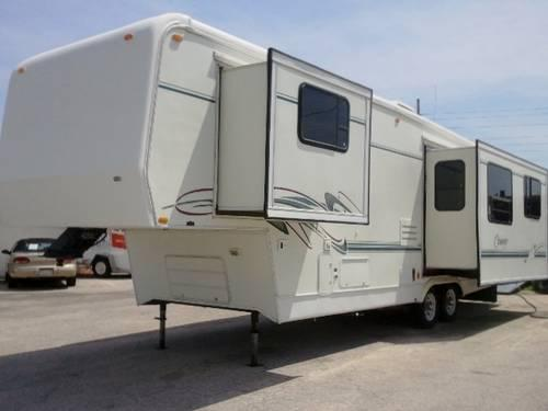 Amazing 2000 Trail Lite Travel Camper Rvs For Sale