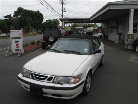 2000 Saab 9 3 Convertible Convertible 2d For Sale In