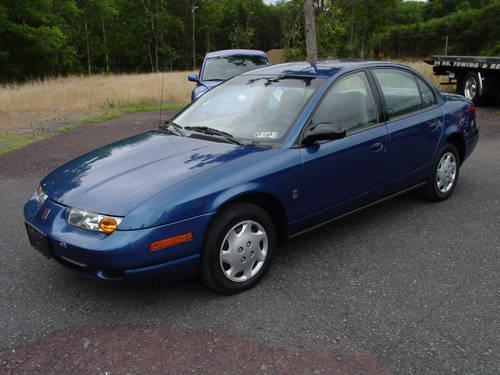 2000 Saturn Sl1 Sedan For Sale In Collegeville