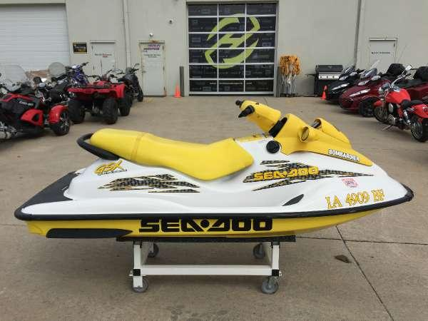 2000 Sea-Doo GSX RFI