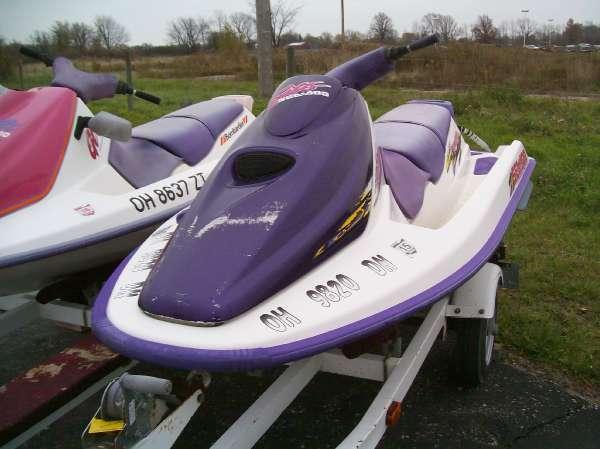 2000 Sea-Doo GTS