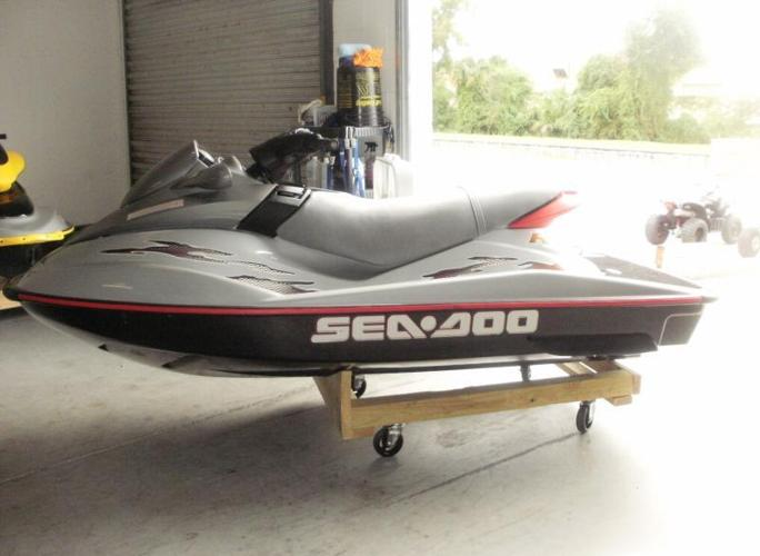 2000 Sea Doo RX DI, We Finance