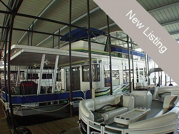 2000 Sharpe 80 X 16 Houseboat