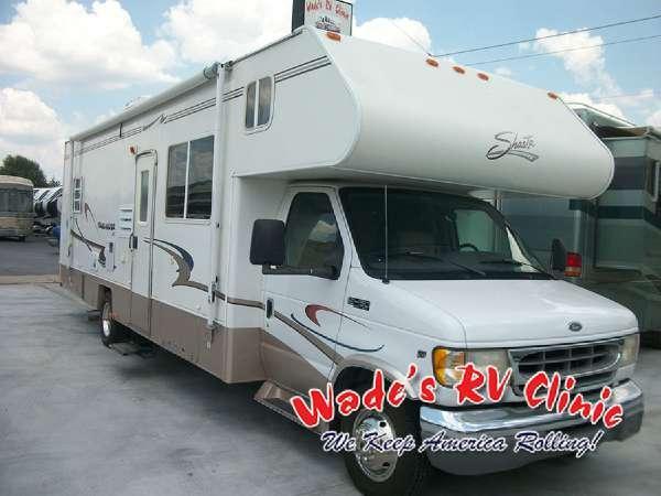 2000 Shasta By Coachmen Travelmaster 340 For Sale In Sapulpa  Oklahoma Classified