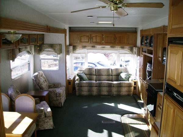 2000 Signature Rv Model 36ks 37ft 3 Slide 5th Wheel