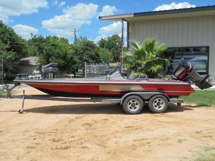 2000 Skeeter Zx210c Bass Boat 21ft For Sale In