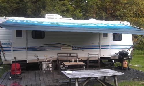 Travel Trailers For Sale In Pa >> 2000 Sportsman Travel Trailer 28' with slide for Sale in ...