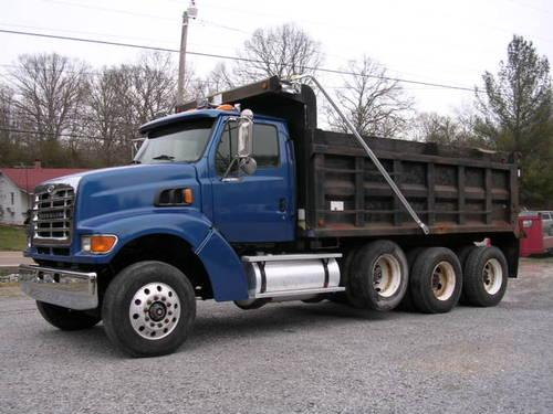 2000 Sterling Dump Truck For Sale In Decatur  Tennessee Classified