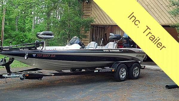 Stratos Boats For Sale >> 2000 Stratos 21SS Extreme for Sale in Smithville ...