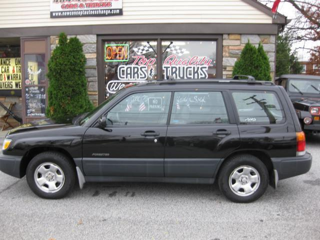 2000 subaru forester l for sale in glenolden pennsylvania classified. Black Bedroom Furniture Sets. Home Design Ideas