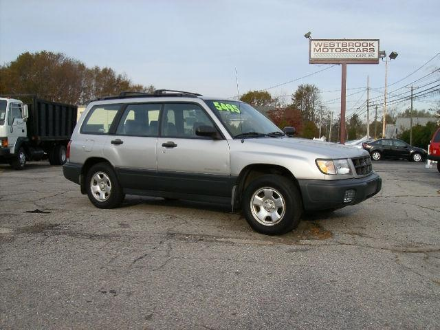 2000 subaru forester l for sale in westbrook connecticut classified. Black Bedroom Furniture Sets. Home Design Ideas