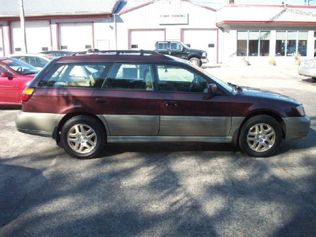 2000 Subaru Outback Limited For Sale In Wautoma  Wisconsin Classified