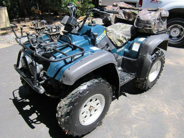 2000 suzuki quad 4x4 best offer for sale in baker ranch california classified. Black Bedroom Furniture Sets. Home Design Ideas