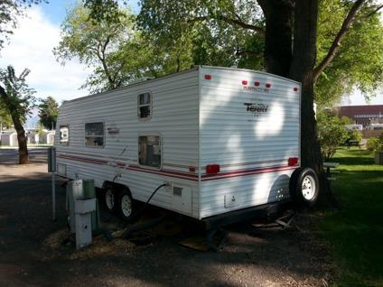2000 Terry Fleetwood Rv Trailer 21ft For Sale In Salt