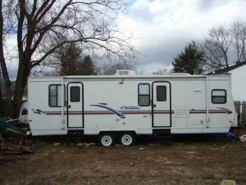 2000 Thor Chateau Travel Trailer In North Haven Ct For