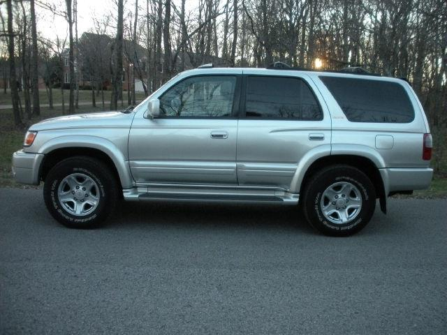 Toyota Of Morristown >> 2000 Toyota 4Runner Limited 4WD for Sale in Mount Juliet ...