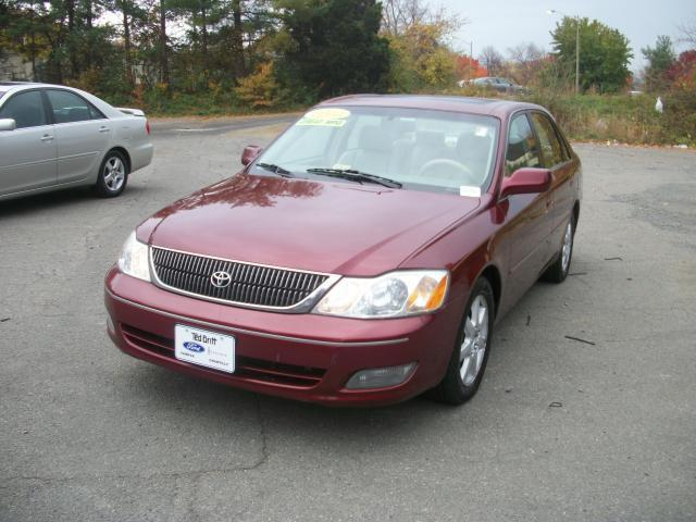 2000 toyota avalon for sale in fairfax virginia classified. Black Bedroom Furniture Sets. Home Design Ideas