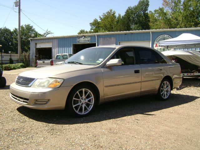 2000 toyota avalon for sale in red river army depot texas classified. Black Bedroom Furniture Sets. Home Design Ideas