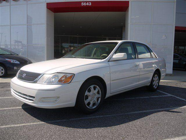 2000 toyota avalon xl for sale in easley south carolina classified. Black Bedroom Furniture Sets. Home Design Ideas