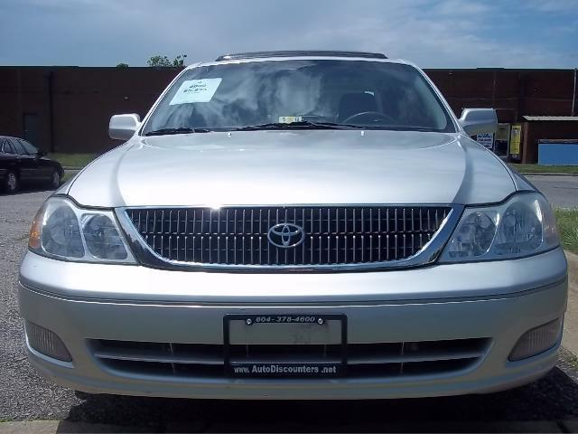2000 toyota avalon xls for sale in richmond virginia classified. Black Bedroom Furniture Sets. Home Design Ideas