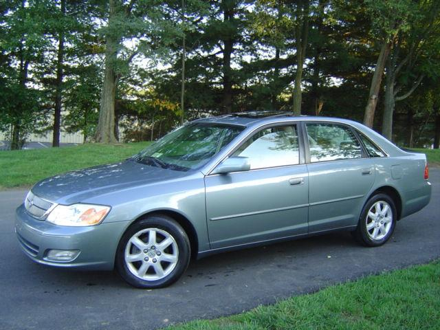 2000 toyota avalon xls for sale in leesburg virginia classified. Black Bedroom Furniture Sets. Home Design Ideas