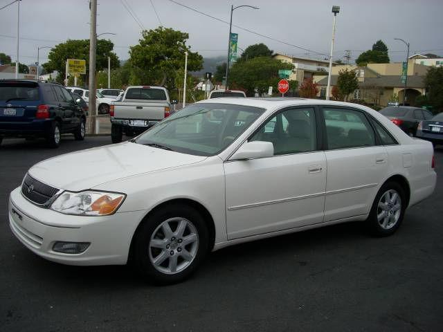 Power Stop Brakes Review >> 2000 Toyota Avalon XLS for Sale in El Cerrito, California Classified | AmericanListed.com