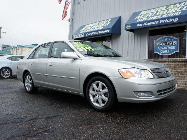 2000 toyota avalon xls for sale in ridgeland mississippi classified. Black Bedroom Furniture Sets. Home Design Ideas