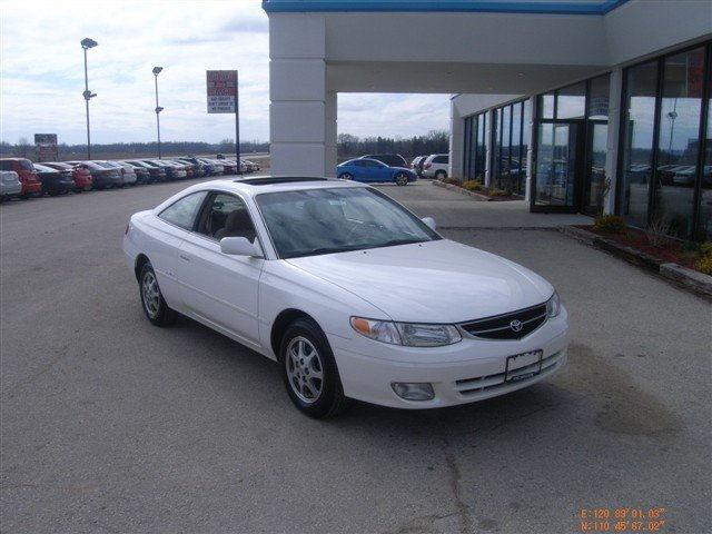 2000 toyota camry solara se for sale in plymouth wisconsin classified. Black Bedroom Furniture Sets. Home Design Ideas
