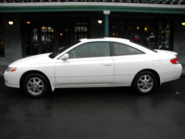 2000 toyota camry solara se for sale in seattle. Black Bedroom Furniture Sets. Home Design Ideas
