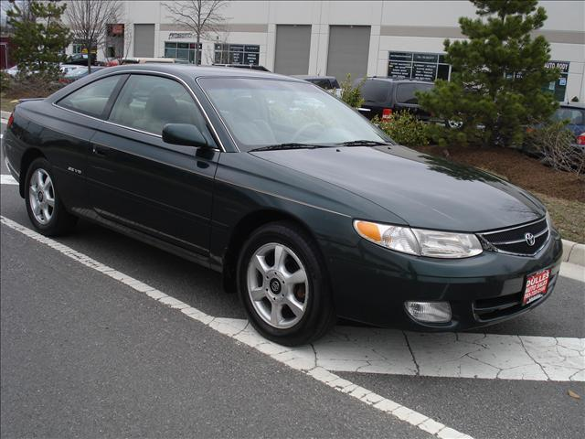 2000 toyota camry solara se v6 for sale in chantilly virginia classified. Black Bedroom Furniture Sets. Home Design Ideas