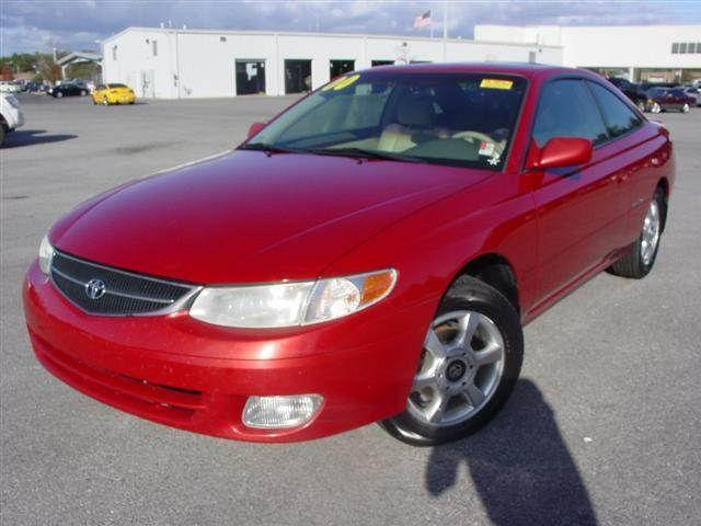 2000 toyota camry solara sle v6 for sale in pensacola. Black Bedroom Furniture Sets. Home Design Ideas