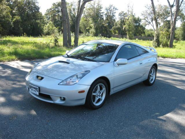 2000 toyota celica gts for sale in leesburg florida classified. Black Bedroom Furniture Sets. Home Design Ideas