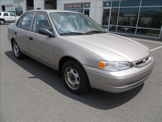 2000 toyota corolla ce for sale in chantilly virginia classified. Black Bedroom Furniture Sets. Home Design Ideas