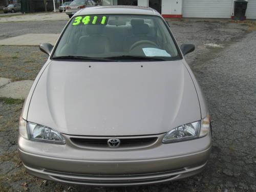 2000 Toyota Corolla VE 133K Miles