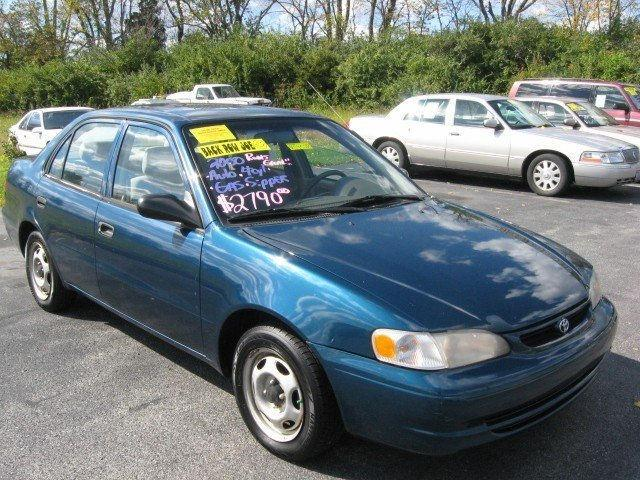 2000 toyota corolla ve for sale in versailles kentucky classified. Black Bedroom Furniture Sets. Home Design Ideas
