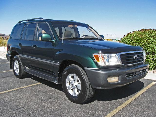2000 toyota land cruiser for sale in albuquerque new mexico classified. Black Bedroom Furniture Sets. Home Design Ideas