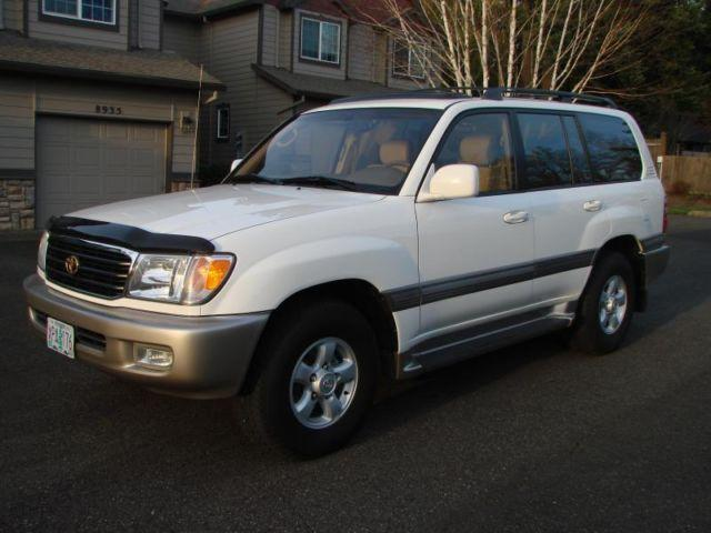 Toyota Salem Oregon >> 2000 Toyota Land Cruiser for Sale in Portland, Oregon Classified | AmericanListed.com