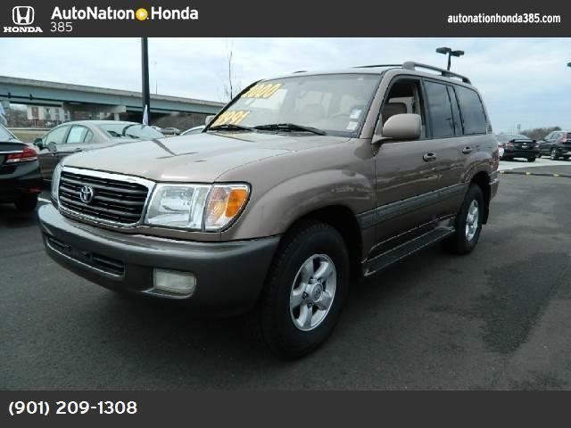 2000 toyota land cruiser for sale in memphis tennessee classified. Black Bedroom Furniture Sets. Home Design Ideas