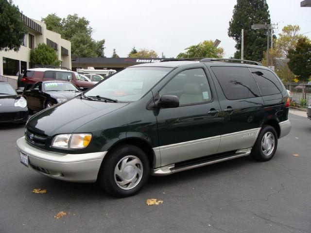 Walnut Creek Toyota >> 2000 Toyota Sienna XLE for Sale in Santa Cruz, California ...