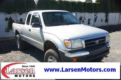 2000 toyota tacoma 2d access cab for sale in mcminnville oregon classified. Black Bedroom Furniture Sets. Home Design Ideas