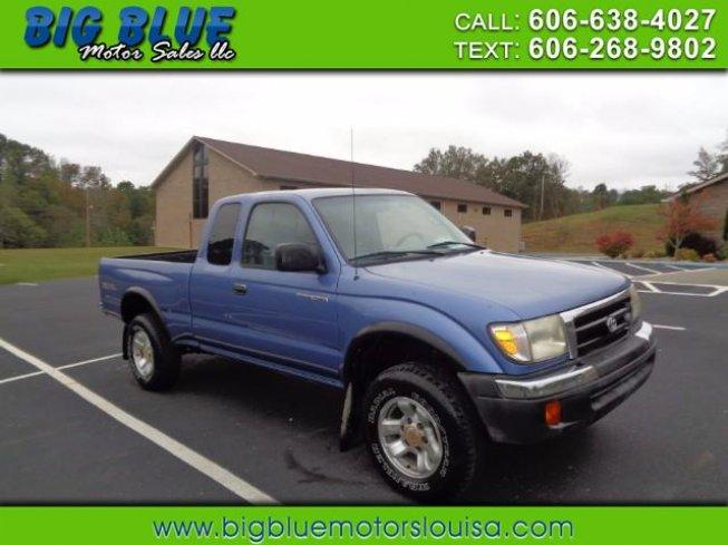 2000 Toyota Tacoma 2wd Xtracab Prerunner