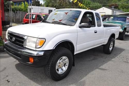 2000 toyota tacoma pickup for sale in grants pass oregon classified. Black Bedroom Furniture Sets. Home Design Ideas