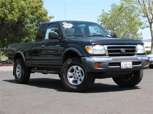 2000 toyota tacoma truck xtracab prerunner v6 auto truck for sale in bloomfield california. Black Bedroom Furniture Sets. Home Design Ideas