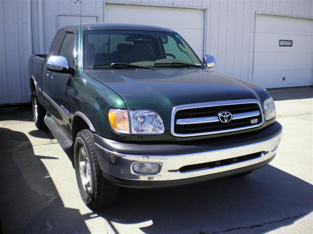 2000 toyota tundra sr5 for sale in decatur indiana. Black Bedroom Furniture Sets. Home Design Ideas