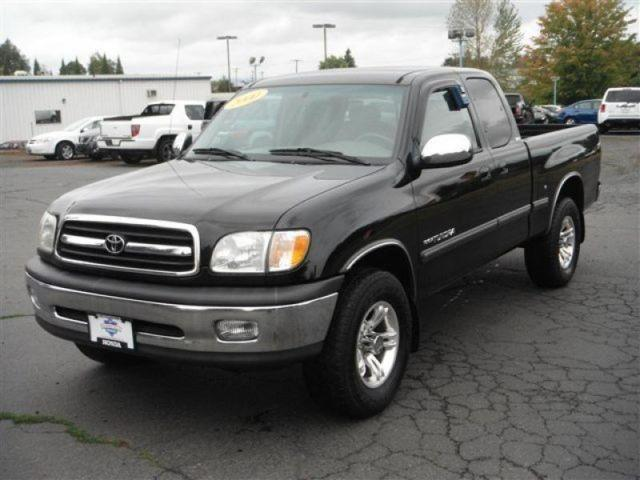 Honda Dealership Portland >> 2000 Toyota Tundra SR5 for Sale in McMinnville, Oregon ...